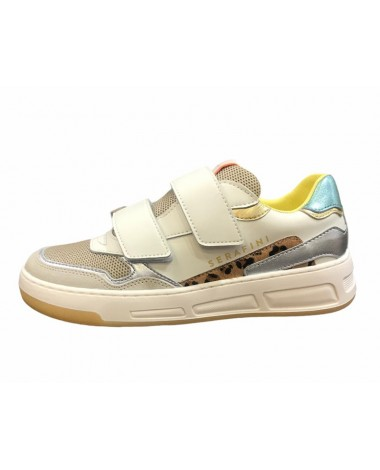 Sneakers à scratch Serafini modele Ace milk nouvelle collection été 2021