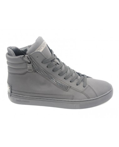 Baskets montantes homme CRIME LONDON modele 11320A