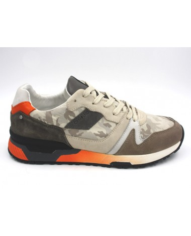 Basket running homme CRIME LONDON modele 11401K