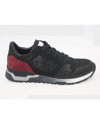 Basket running homme CRIME LONDON modele 11803A