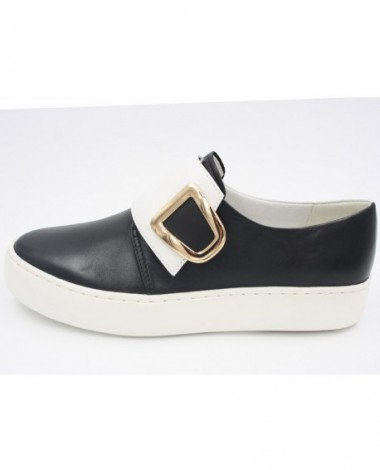 Chaussures derby What For modèle Angele noir