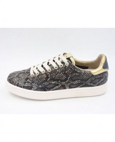 Baskets sneakers Serafini modèle Connors python